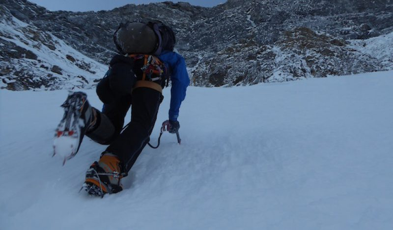 Pack Like A Pro: Winter Climbing With Mountaineer Tom Livingstone