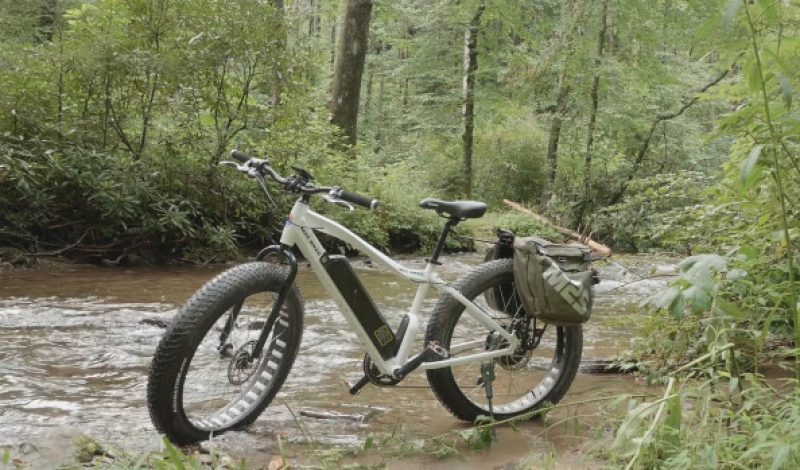 Fat Bikes Go Electric in New Crowdfunding Campaign