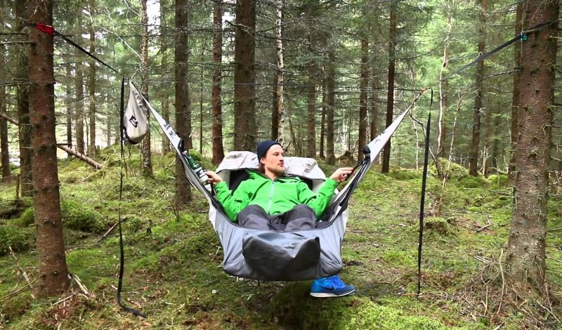 Gear Spotter: Amok Equipment Draumr 2.0 Hammock