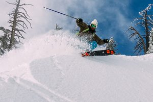 The Best Powder Skis