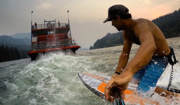 Pack Like a Pro: Stand-Up Paddleboarder Mike Tavares