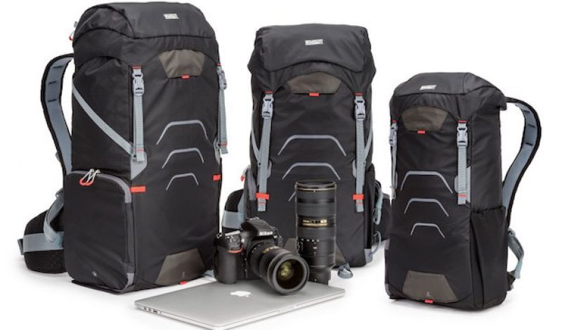 Photographers Can Travel Light With These New Backpacks