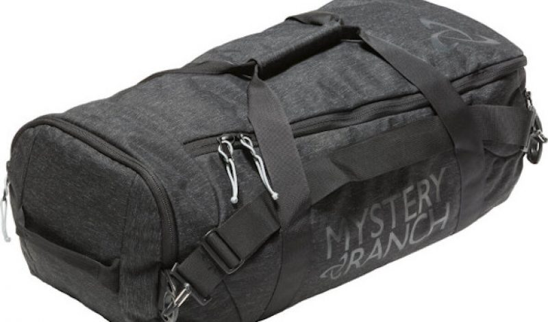 Gear Review: Mystery Ranch Mission Duffel 90