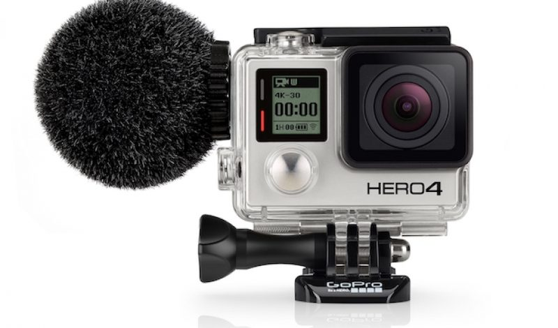 First Look: Sennheiser MKE 2 elements ActionMic for GoPro HERO4 Cameras