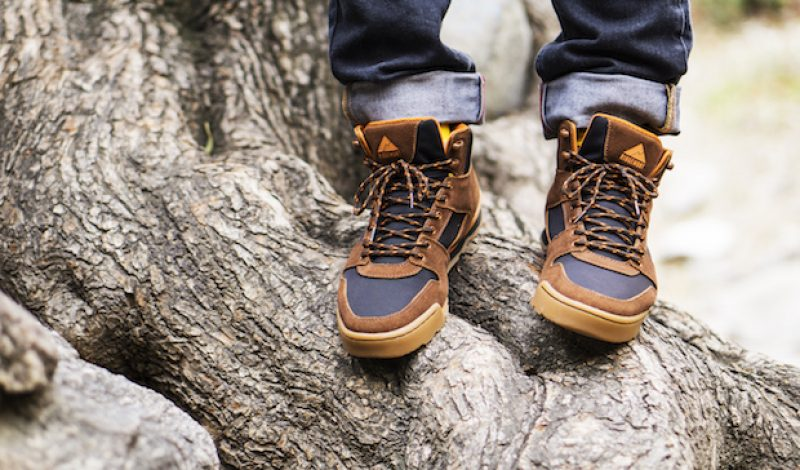 These Shoes Are Made For Urban and Outdoor Adventure