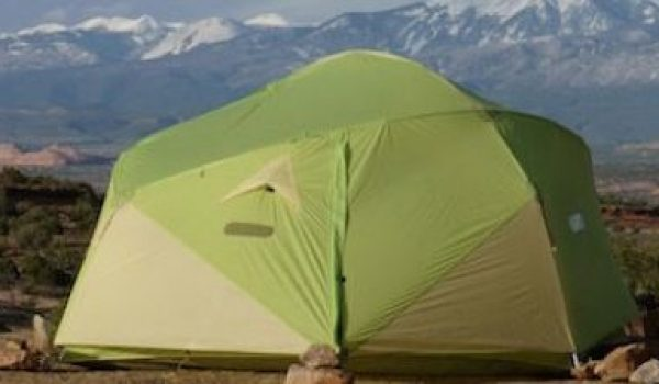 4+ Person Tents for Backpacking