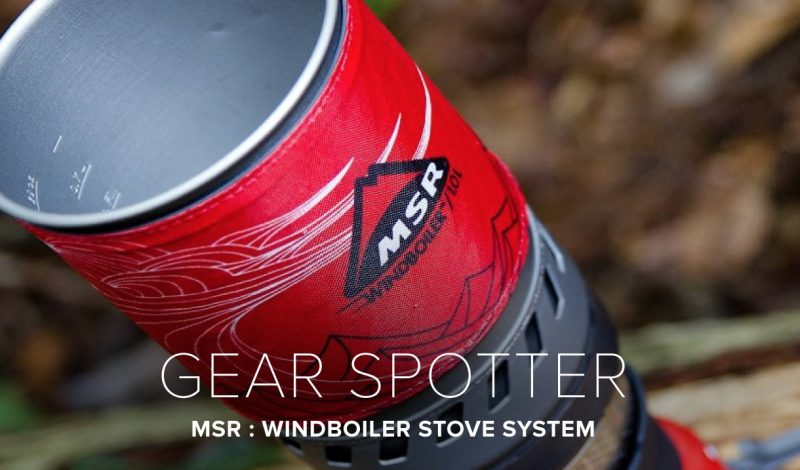 MSR WindBoiler: The new standard for efficient backpacking stoves