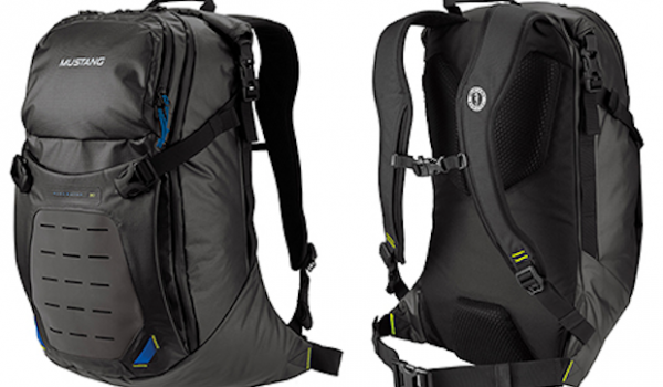 Gear Review: Mustang Survival 30L Bluewater Gear Hauler Backpack