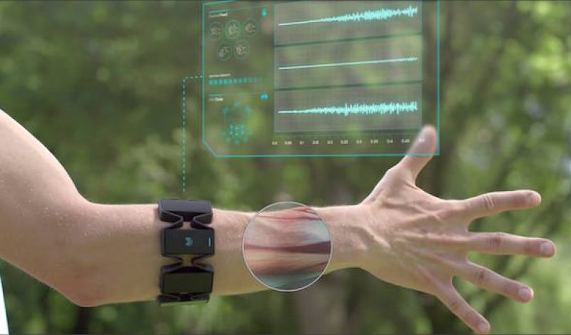 New Wearable Brings Gesture Control to Electronic Devices
