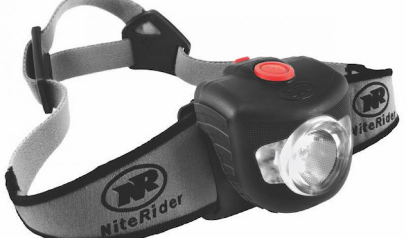 Nite Rider's Adventure 180 Headlamp Offers Affordable Performance