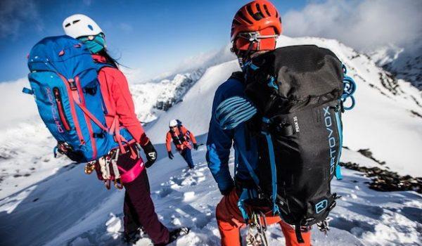 First Look: Ortovox Peak 45 Backpack