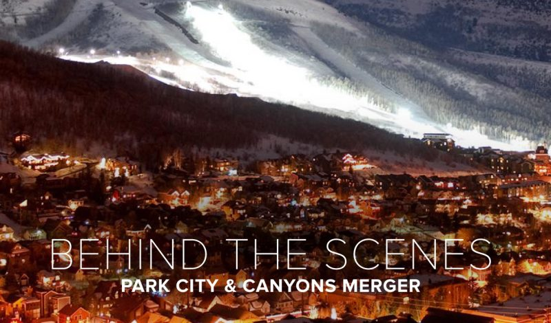 Park City & Canyons Merger to Create Largest Ski Resort in America