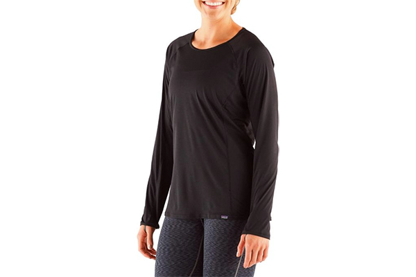 Patagonia Capilene Lightweight Crew Neck Top