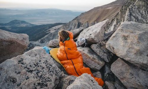 Patagonia Puts 45 Years of Experience into Its First Ever Sleeping Bag