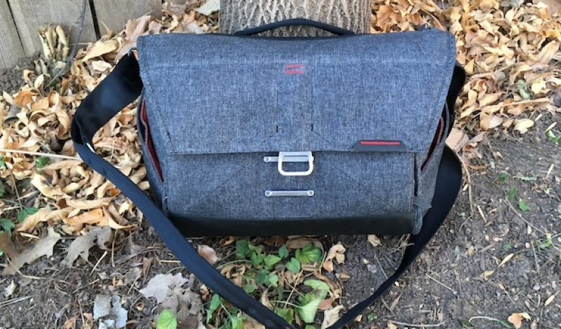 Peak Design Everyday Messenger Bag Reviewed