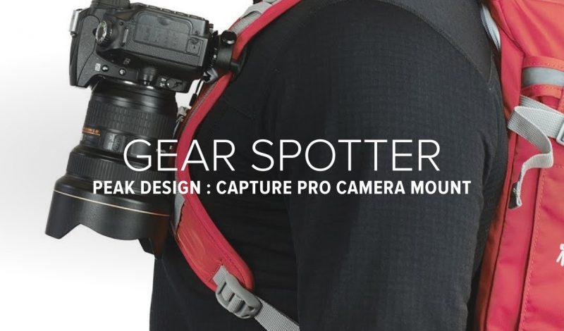Peak Design: Camera mount for fast action