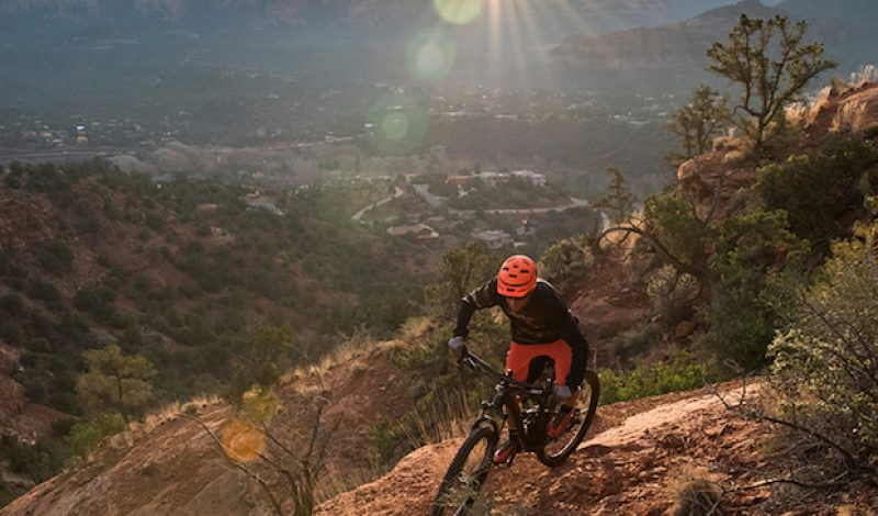 Pearl Izumi's New Line Gives Trail Riders Something to Smile About