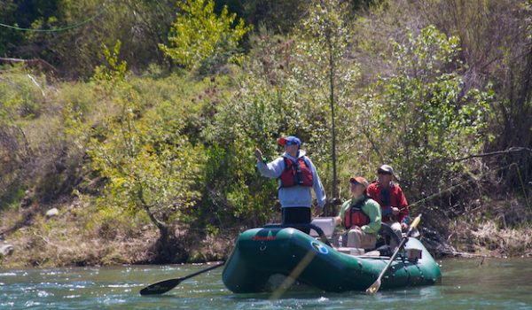 Functional Personal Floatation Options for Anglers