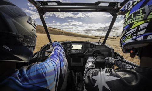 Polaris Ride Command Brings High-Tech Communication to ORVs