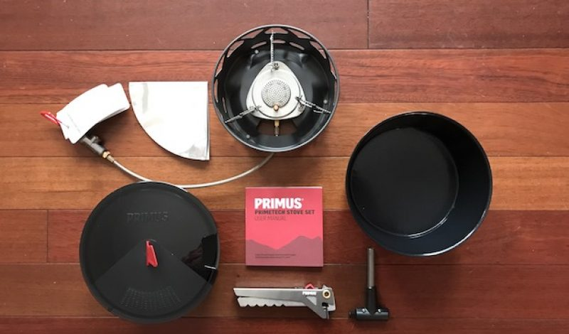 First Impressions: Primus PrimeTech 1.3 Liter Stove Set