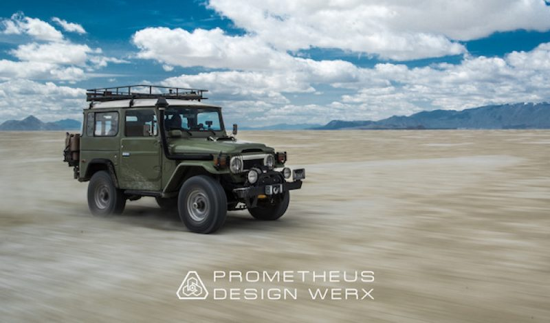 Prometheus Design Werx Seamlessly Mixes Outdoor and Tactical Sensibilities