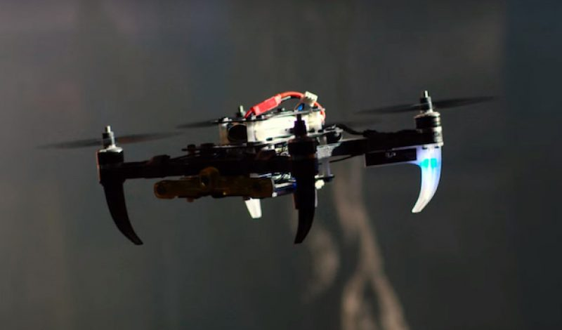 New Video Shows Where Drones Are Headed in 2016