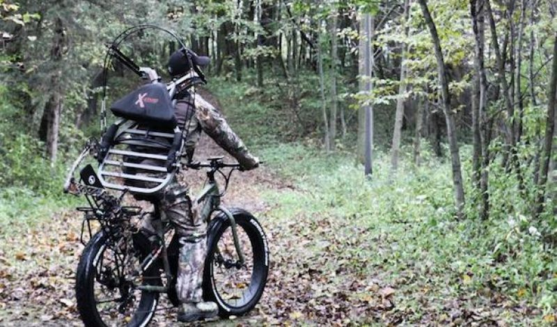 Meet the Electric Bike Built Tough Enough for Rambo