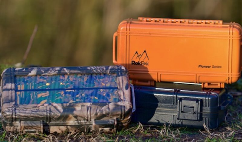RokPak is the Solar Powered Drybox You Never Knew You Needed