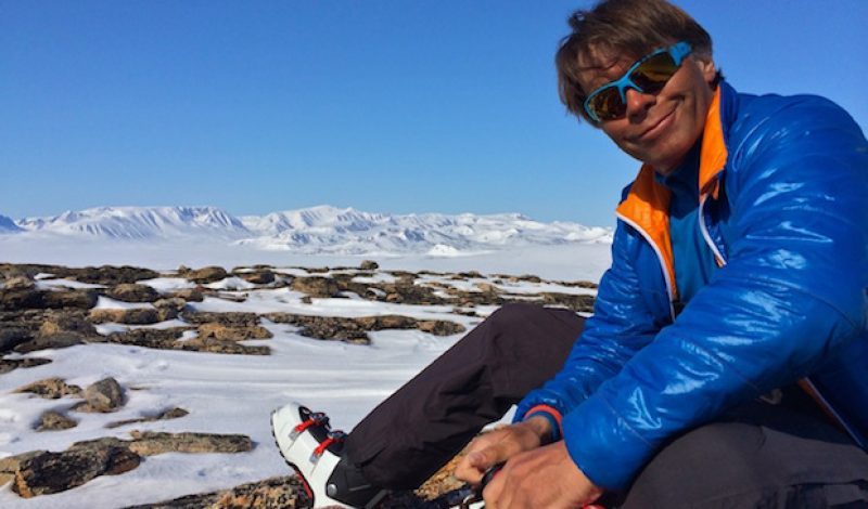 Pack Like a Pro: Snowboarder and Outdooor Adventurer Roland Primus