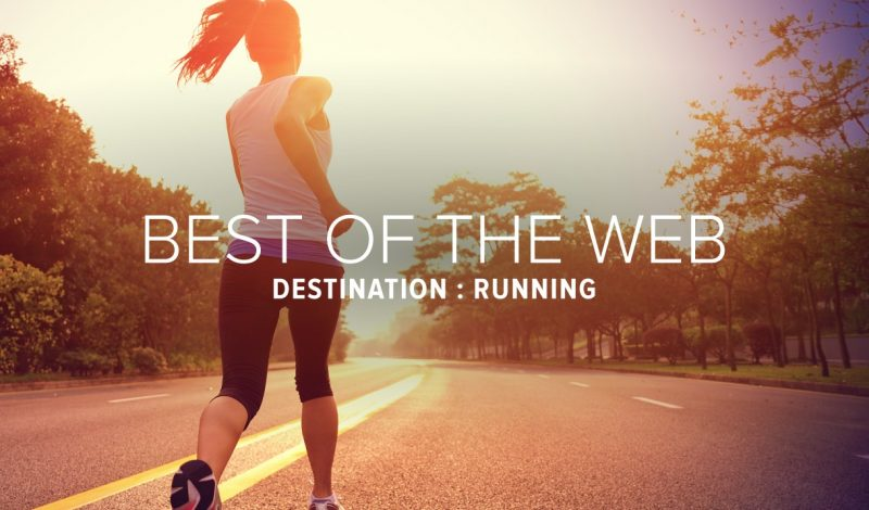 Running on the Web: 5 Sites to Hit