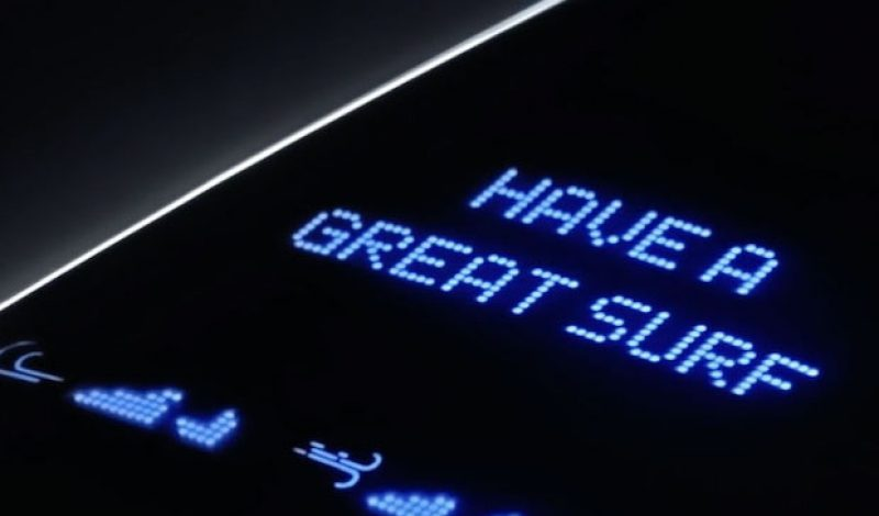 "Tech Overload: Samsung Introduces ""Smart Surfboard"""