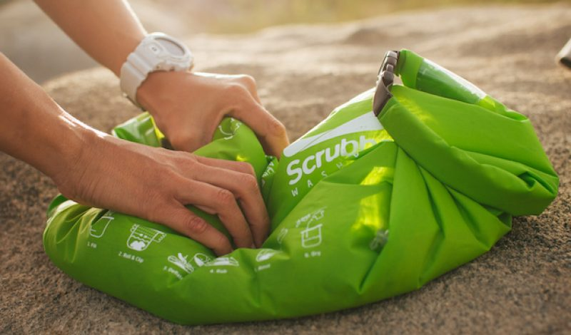 Products with a Purpose: The Scrubba Wash Bag