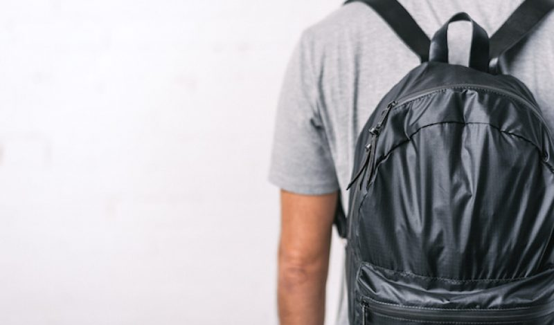 Backpack Manufacturer Introduces Line of Self-Healing Bags