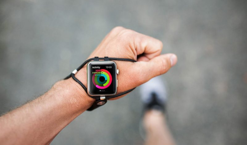 Shift the Way You View Your Fitness Watch With This Unique New Band