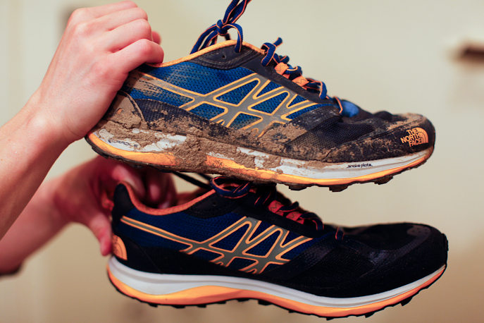 How To Clean Muddy Shoes Gear Institute