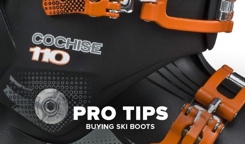 Pro Tips for Buying Ski Boots