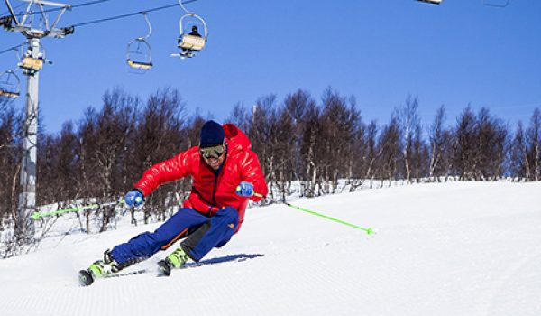 Frontside Skis
