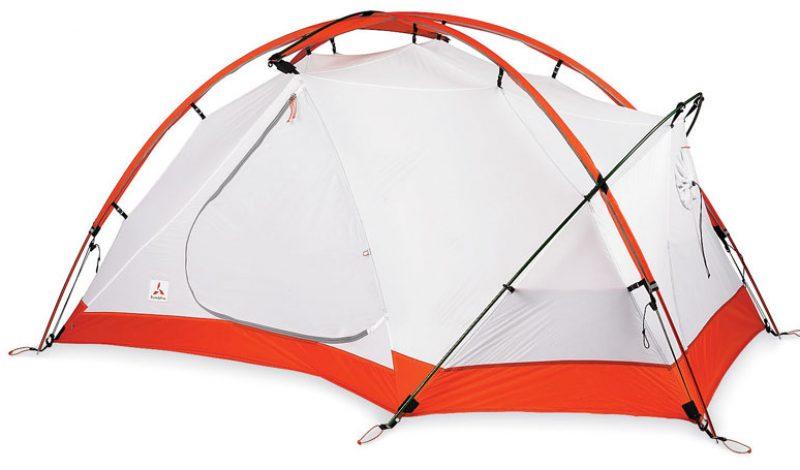 SlingFin WindSaber Tent Raises Four Season Standard, Brings Back The Tunnel