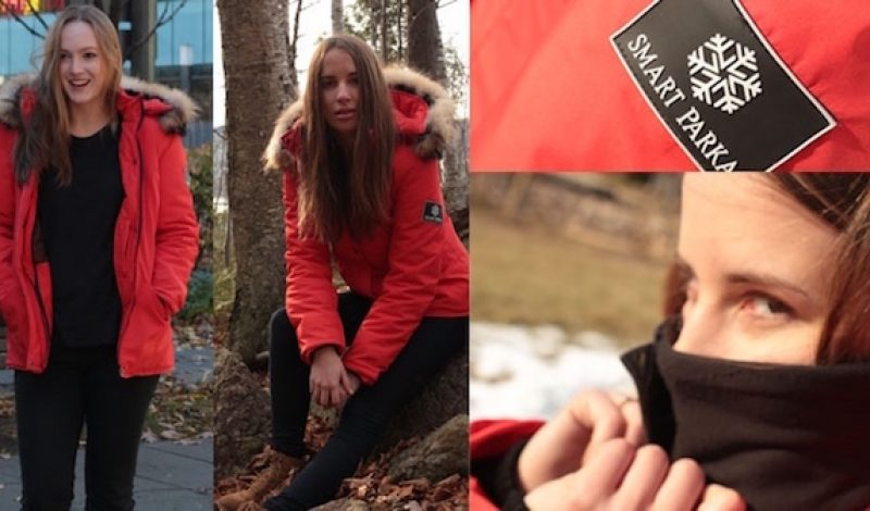 Meet the Jacket That Raised Over $1 Million on Kickstarter