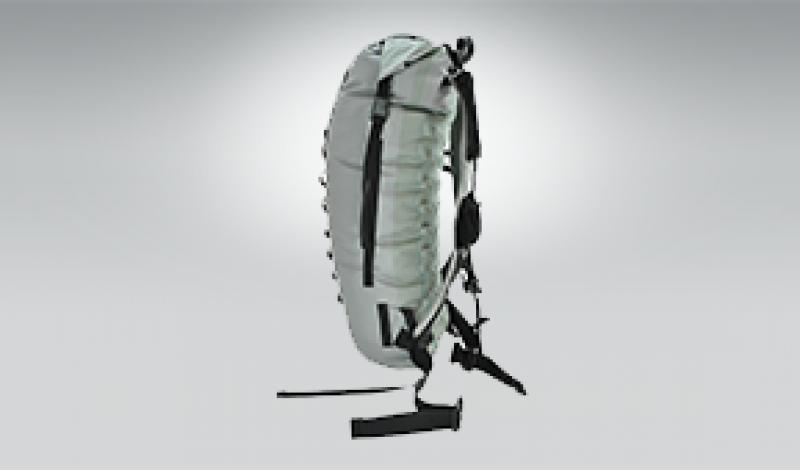 Klymit's Inflatable (!) Splash 25 Backpack