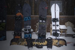 The Best Snowboards