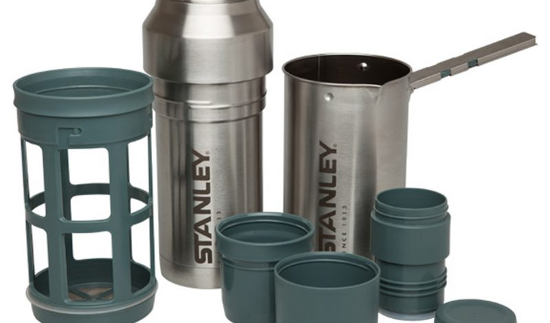 Coffee Now and Later: Stanley's Vacuum Coffee System