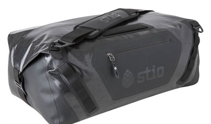 The Stio CFS Duffel is Built for a Day on the Water
