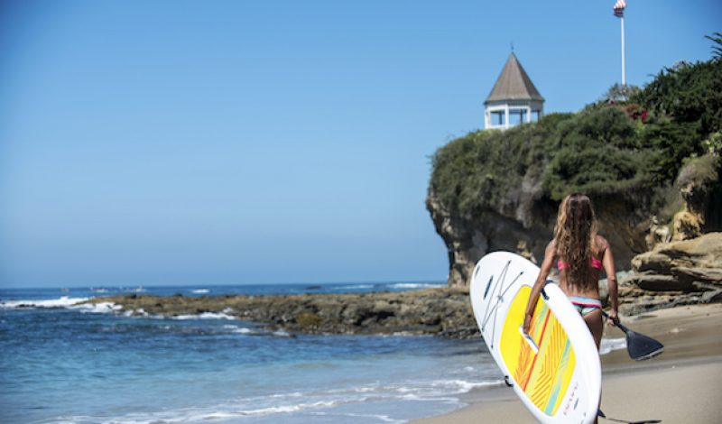 Affordable Stand-Up Paddleboarding is a Reality with The Baja 100 From Pelican