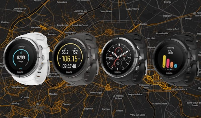 Suunto Spartan: A Next Generation Fitness Watch With a Color Touchscreen