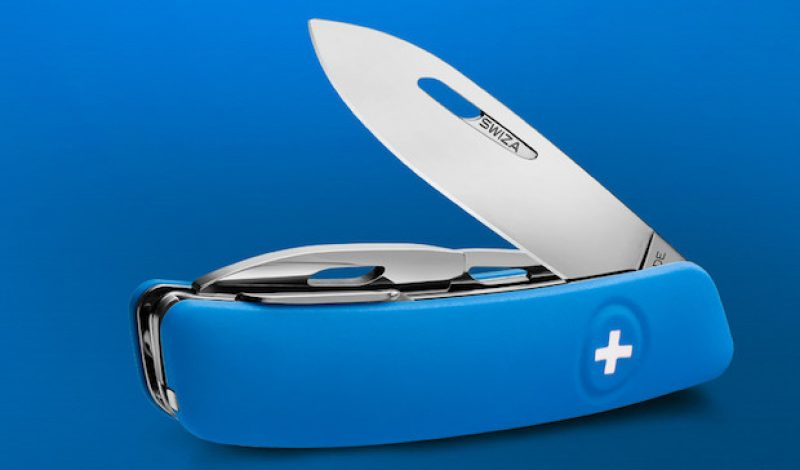 SWIZA Redesigns the Iconic Swiss Knife