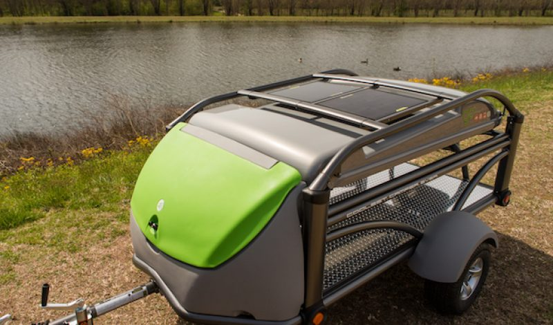 Goal Zero and SylvanSport Partner on Sunny Side Up Solar Kit