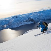 Testing Grounds: Ski Touring Senja Island Norway