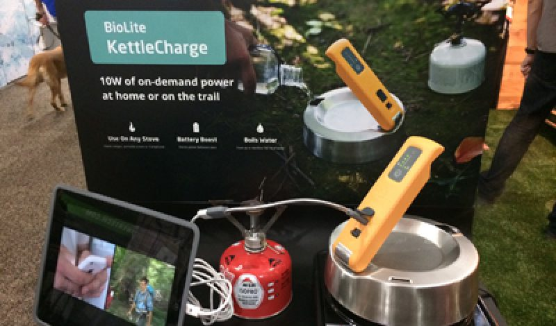 Hot Gear: Highlights from Outdoor Retailer—Camp Kitchens