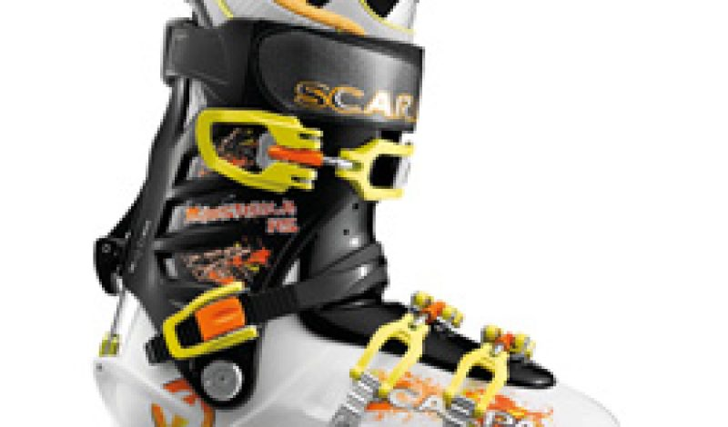 Top 7 Backcountry Ski Boots of 2012-13